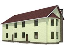 Дуплекс: Тип 2, 250 кв.м.